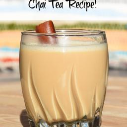Better than the Coffee House Chai Tea Recipe