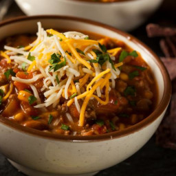 Better Tomorrow Vegan Chili