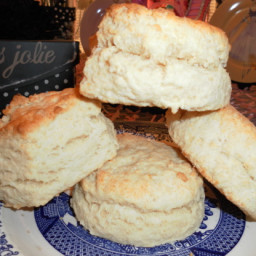 Betty Crocker's Baking Powder Biscuits (Light, Flaky and Tender)
