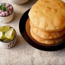 Bhatura (Bhature) Recipe: How to make Bhatura