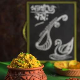Bhoger Khichuri | Moong Dal Khichdi