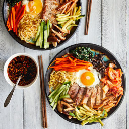 Bibimbap - Korean Mixed Rice Recipe