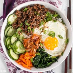 Bibimbap - The Ultimate Bowl Meal