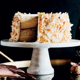 Bibi's Coconut Cake