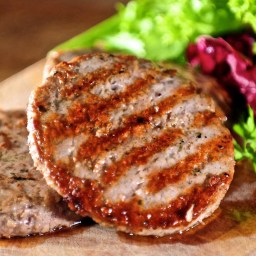 Bifteki burger
