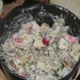 Big Apple Potato Salad