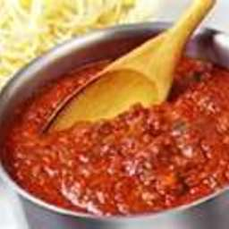 Big Batch Bolognese Sauce for Spaghetti or Lasagna