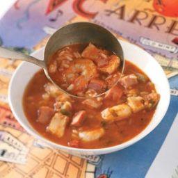 Big-Batch Jambalaya Recipe