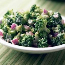 Biggest Loser Broccoli Salad