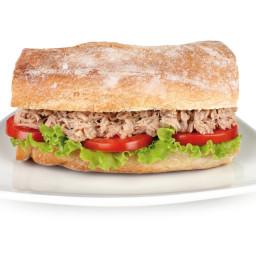 Bill Clintons Tuna Salad Sandwich
