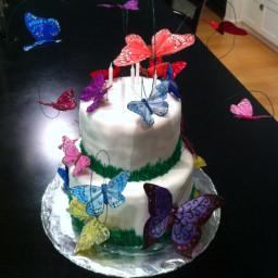 Dessert: Birthday Cake
