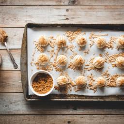 Biscoff Cookie Butter Cake Balls