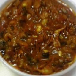 Bitter Gourd | Kakarakaya Pulusu Recipe