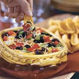 Black Bean and Queso Dip