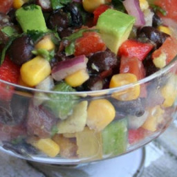 Black Bean Avocado Salsa Recipe