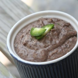 Black Bean Hummus