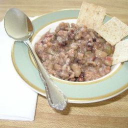 Black-Eye Pea Gumbo