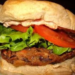 Black Eyed Pea Burgers