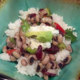 Black-Eyed Pea Fiesta Salad