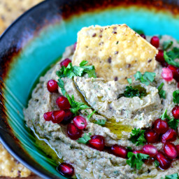 Black-Eyed Pea Hummus