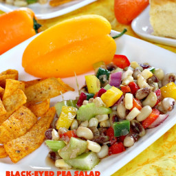 Black-Eyed Pea Salad (Texas Caviar)