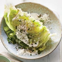 Black Pepper-Parmesan Wedge Salad