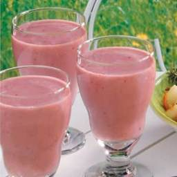 Blackberry Banana Smoothies Recipe