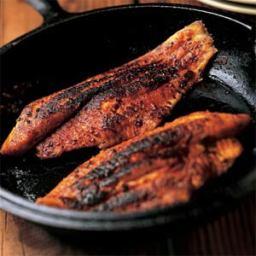 Blackened Catfish (Cajun Style)