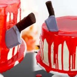 Bleeding Cake