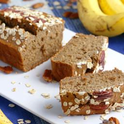 Blender Banana Bread