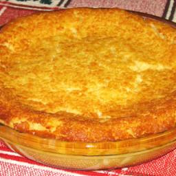 Blender Custard Pie