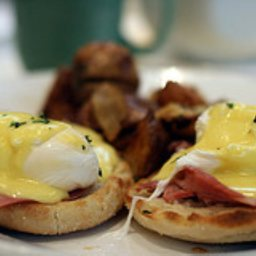 Sauce - Blender Hollandaise Sauce