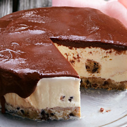Blondie Ice Cream Cake