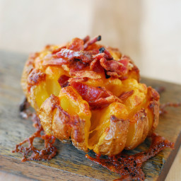 Bloomin' Baked Potato Recipe