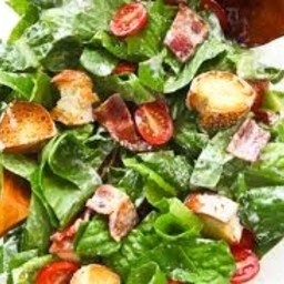 BLT Bread Salad