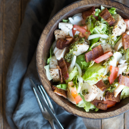 BLT Chicken Salad Recipe: Paleo and Whole30