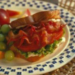 BLT Club Sandwiches