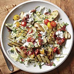 BLT Grilled Potato Salad