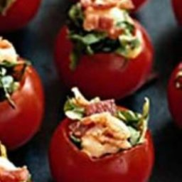 Blt Stuffed Tomatoes