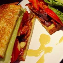 BLT with Bacon Mayo