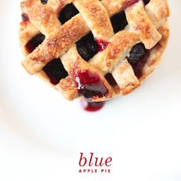 Blue Apple Pie