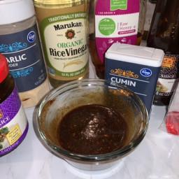 Blue Apron Cumin Sichuan Peppercorn Sauce