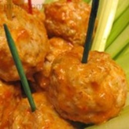 Blue Cheese Buffalo Balls