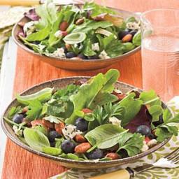 Blueberry-Gorgonzola Salad