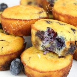 Blueberry Lemon Muffin Recipe