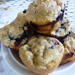 BLUEBERRY MUFFINS (LC)