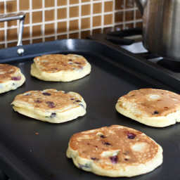 Blueberry Pancakes (About.com Southern Food)