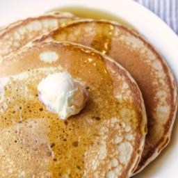 Bob's Favorite Gluten Free Pancakes