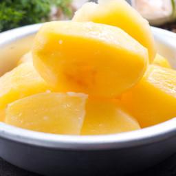 Boiled Potatoes 🥘