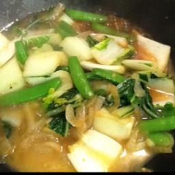 Bok Choy Stir Fry